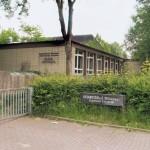 Protest zur IBA-Eröffnung: Nelson Mandela Schule in Hamburg-Wilhlemsburg